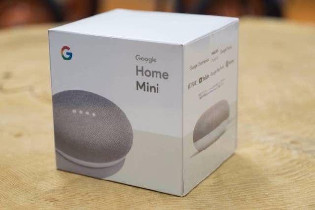 Google Home Mini £39 @ Carphone Warehouse