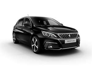 Peugeot 308 1.2 PureTech 130 GT Line 2yr Lease/PCH 10kpa net £232/pm @ natiowidevehiclecontracts