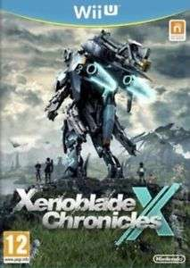 Xenoblade Chronicles X (Wii U) Very Good Condition - £8.74 @ MusicMagpie eBay Store + more inside!