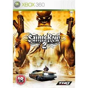 (Preowned - Xbox 360/Xbox One) Saints Row 2 - £2.00 instore @ CeX (+ £1.50 if delivered)
