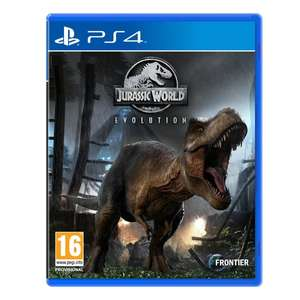 Jurassic World Evolution PS4/Xbox One £39.99 @ Smyths (Collect in store)