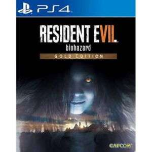 Resident EVIL 7 GOLD EDITION (PS4) delivered @ basecomshop Via eBay Italy Using €10 off €20 Code £17.77