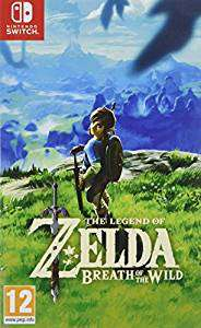 The Legend of Zelda: Breath of the Wild (Nintendo Switch) Pre Owned - £31.24 Amazon sold by musicMagpie