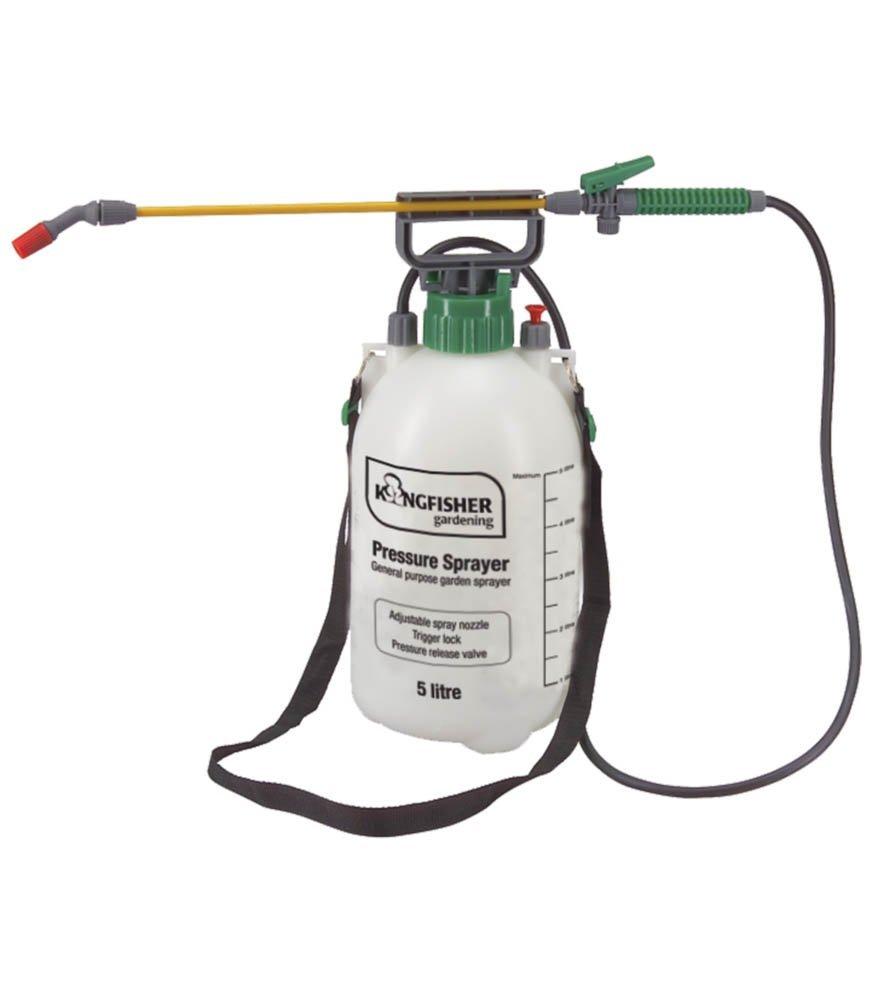 5L Pump Action Pressure Sprayer for £6.49 (Prime) or £11.24 (Non Prime) delivered @ Amazon