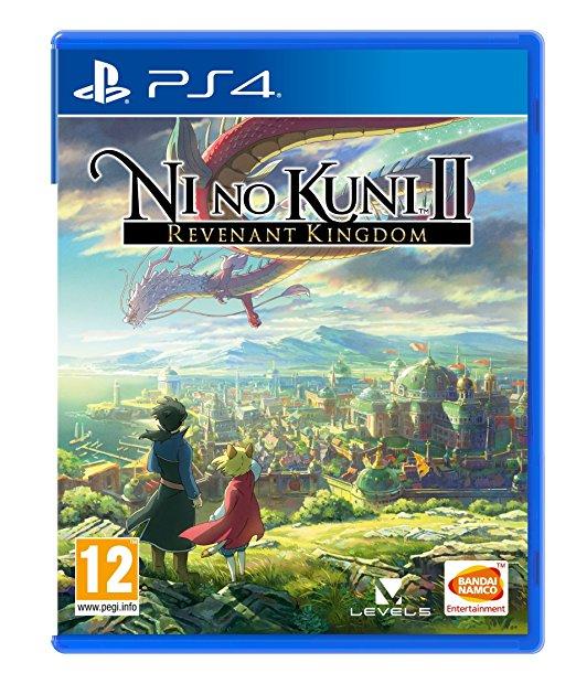 Ni No Kuni II Revenant Kingdom [PS4] £31.75 // Kings Edition £84.79 @ Amazon