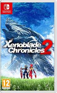 Xenoblade chronicles 2 for Nintendo switch (Used) £21.99 Music Magpie