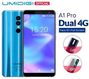 Umidigi A1 Pro android 8.1 £82.11 at aliexpress / UMIDIGI Store