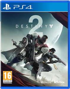 Cex destiny 2 £8 (ps4) in store, also a few more price reductions/price matches listed