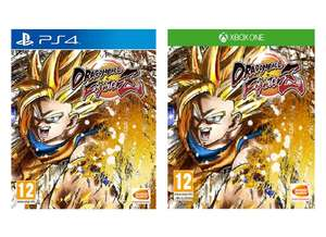 Dragon Ball FighterZ - PS4 / Xbox One now £32 delivered @ Tesco Direct