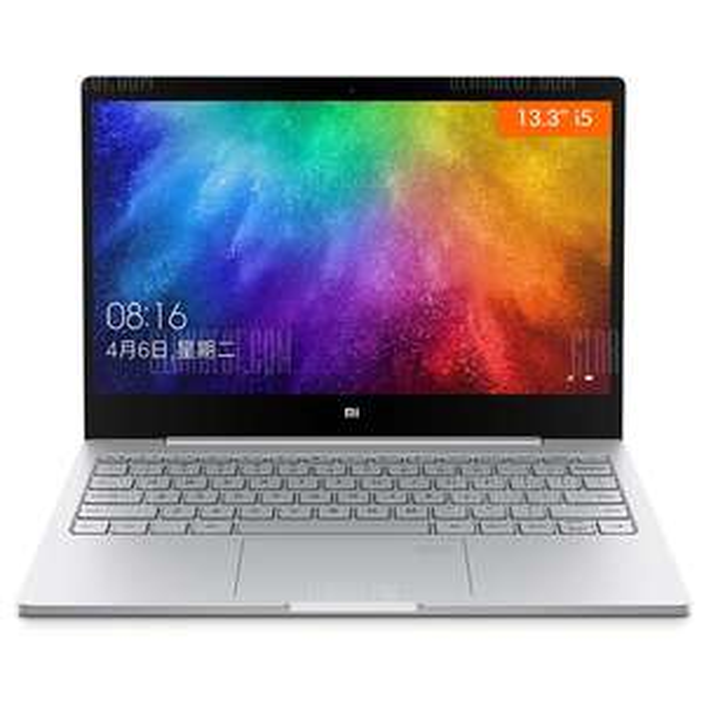 Xiaomi Mi Notebook Air 13.3  - SILVER 8GB + 256GB + GEFORCE MX150 £485.50 Gearbest - Best price I've seen.  Not many left