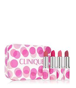 Clinique Plenty Of Pop Set (worth £60+) + Free Sample was £39 now £26 Delivered @ Clinique