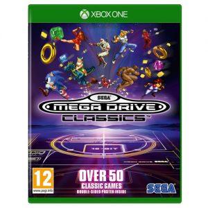 Sega Mega Drive Classics (PS4 / Xbox One) £22.50 (Using code) @ Monstershop (Pre-order)