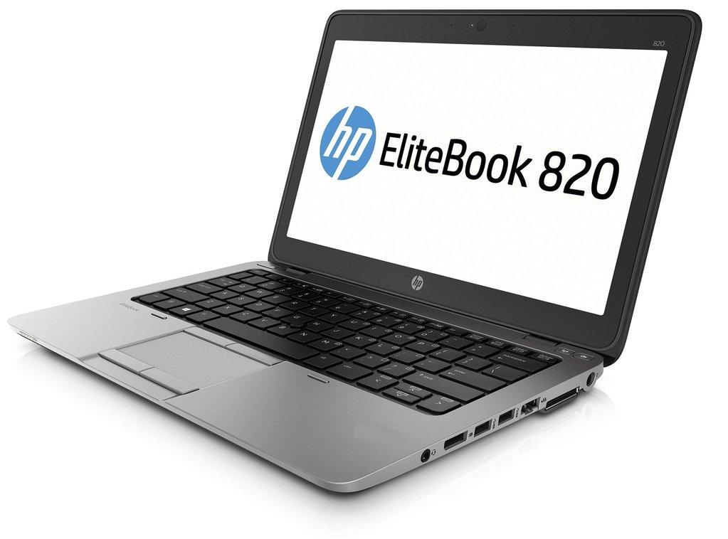 "REFURB: HP ELITEBOOK 820 G1 12.5"" LAPTOP I5-4310U 180GB SSD WINDOW 10 CARRY CASE - £207 with code @ IT ZOO"