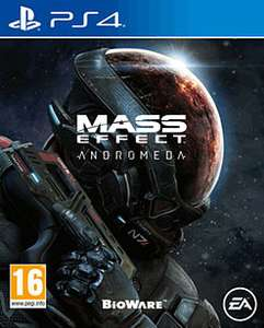 Mass Effect Andromeda (PS4 & Xbox One) £12.99 Delivered @ GAME