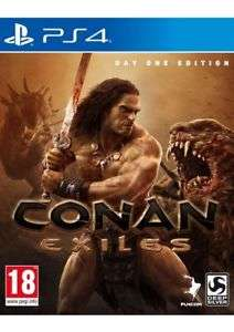 Conan Exiles: Day One Edition (PS4) £29.85 boss_deals / Ebay