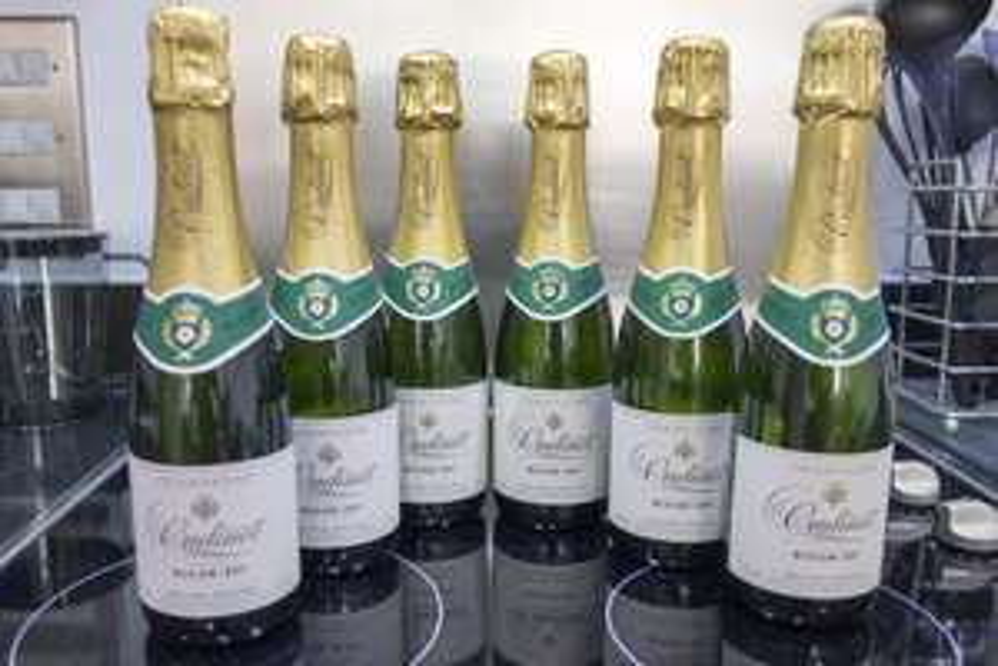 Oudinot Medium Dry Champagne 37.5cl - M&S instore £7.50 per bottle (£33.75 for six bottles)