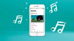 Apple Music free for 6 months with EE