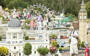 LEGOLAND® Offer - Family of four, 2 days entrance to LEGOLAND® Windsor Resort, 1 Night Hotel Stay, Breakfast and Kids Eat FREE at the Hotel from just £34.75pp (Based on a Fam 4)