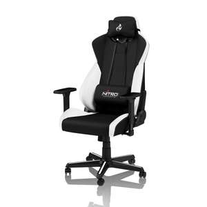 Nitro S300 Gaming Chair £194.99  Overclockers