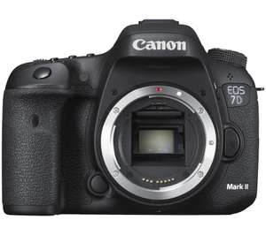 Canon 7D Mkii - Body Only £929 with code @ Currys