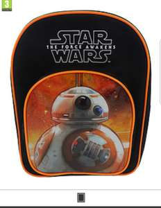 Star Wars Ep.7 BB8 PV Backpack £4.99 @ Game