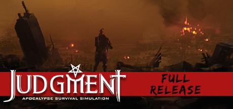 Judgment: Apocalypse Survival Simulation 10% off £13.94 @ Steam (Full Release)