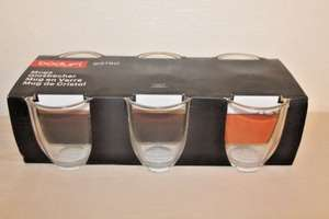 Bodum 0.35 Litre 6-Piece Borosilicate Glass Bistro Coffee Mugs instore at Tesco (found Extra Wath) for £7.20