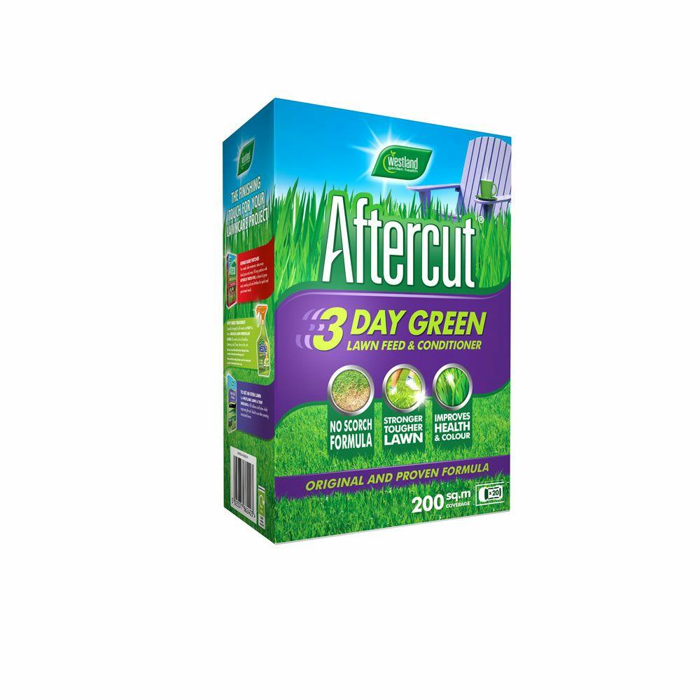 Westland Aftercut 3 Day Green Lawn Feed 200m2 £7 @ WILKO