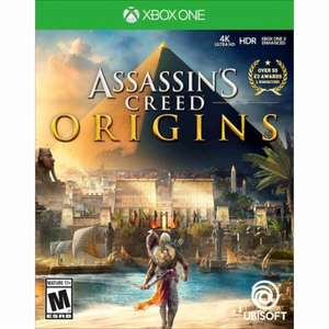 Assassins Creed Origins (Xbox One)  - used - £14.30 @ MUSICMAGPIE