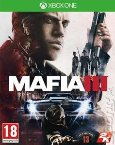 Mafia 3 - Xbox One. USED - musicMAGPIE store. Discount apples automatically at checkout. - £4.49