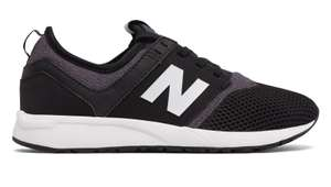 Mens New Balance 247 Classic Trainers Black & White £36.75 delivered w/code at New Balance (more in post))