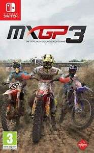 MXGP 3: The Official Motocross Videogame [Switch] £12.99 @ eBay TheGameCollection