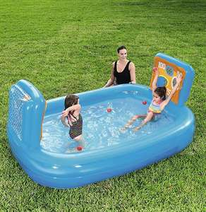 Bestway skill shot play pool was £30 now £18 free c&c @ Tesco Direct
