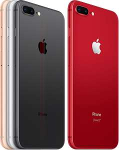 iPhone 8 (64GB) 24 month contract £45p/m, £19 upfront - 8GB data and Entertainment pack, Vodafone  £1099