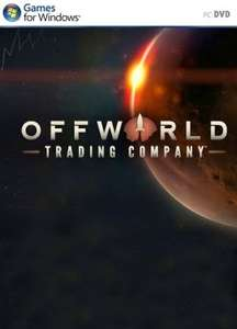 [Steam] Offworld Trading Company Free Weekend and £1.67 @ Instant Gaming