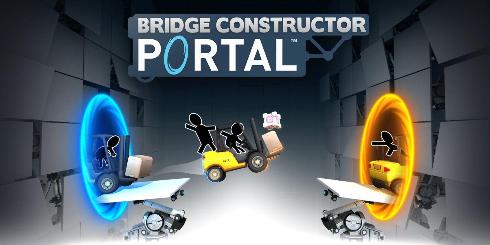 Nintendo Switch Sale - Bridge Constructor Portal £8.90 / Rocket League £11.25
