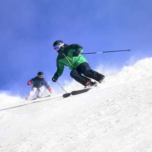Learn to Ski in a Day course with Snow Factor Glasgow for £99 with codes