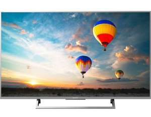 Sony Bravia KD43XE8077 43-Inch 4K HDR Ultra HD Smart Android TV £484 @ Amazon