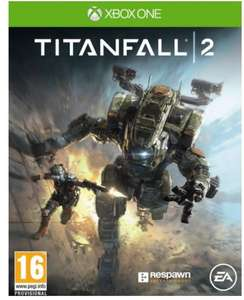 Titanfall 2 £6.95 @ the game collection