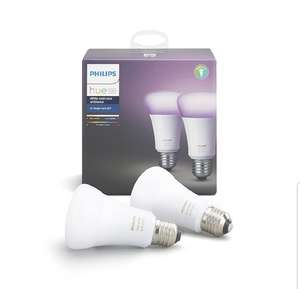 Philips Hue bulbs 3-for-2. Various sizes @ Amazon. Richer Color twin pack x 3 £140.36