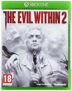 The Evil Within 2 (Xbox One). Condition:Good £9.99 boomerangrentals EBAY UK