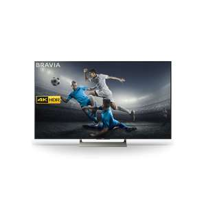 "Sony Bravia KD55XE9005 HDR 4K 55"" - 5 year guarantee included £999 - John Lewis"