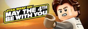 Lego Star Wars May the 4th Offers @ Lego - In-store & Online