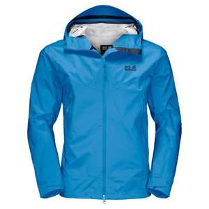 Jack Wolfskin Mens Cloudy Forest Texapore Waterproof Jacket, £57.50 at Wiggle