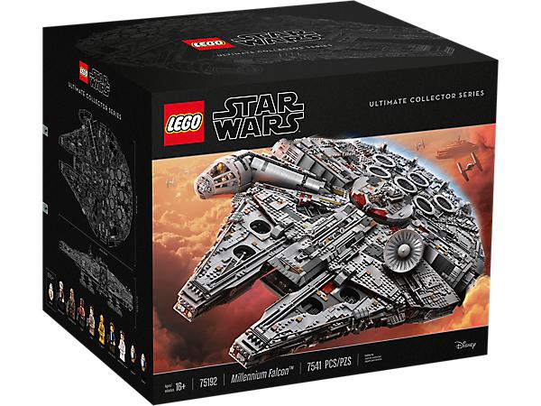 Lego Star Wars UCS Millenium Falcon DOUBLE VIP POINTS - £649.99 @ Lego
