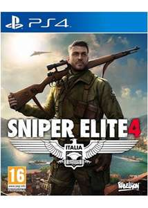 Sniper Elite 4 (PS4) now £16.85 delivered @ Base