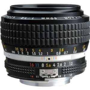 Nikon 50mm f1.2 brand new retro joy big piece of glass to play with £375 @ HDEW cameras