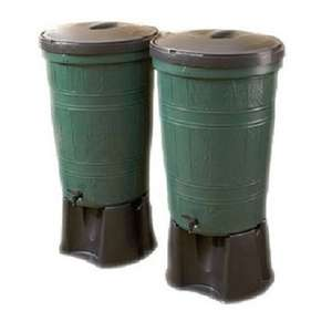 2 water butts (400ltr total) £49.99 / £54.99 delivered @ Save water save money