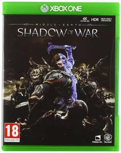 Middle-earth: Shadow of War (Xbox One)@PrimeNow