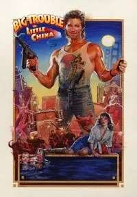 Big Trouble in Little China HD £1.99 - Google Play